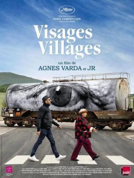 affiche du film Visages Villages