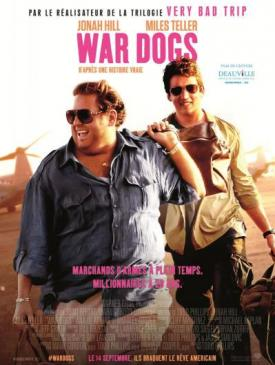 affiche du film War Dogs