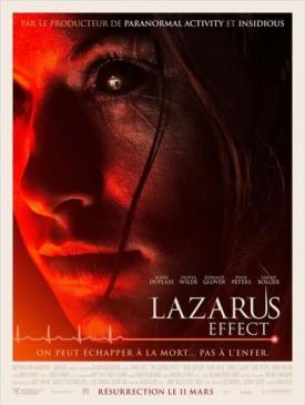 affiche du film Lazarus Effect
