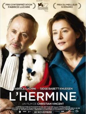 affiche du film L'Hermine