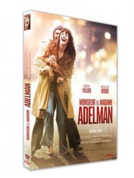 affiche du film Monsieur & Madame Adelman
