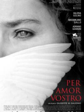affiche du film Per amor vostro