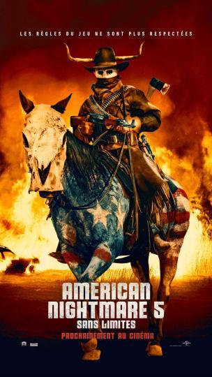 affiche American Nightmare 5 - Sans limites