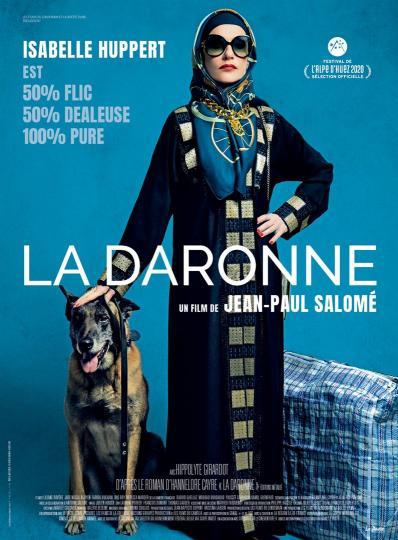 affiche du film La Daronne