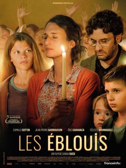 affiche Les Eblouis