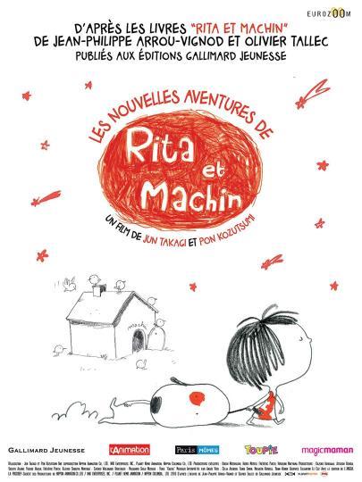 affiche Les nouvelles aventures de Rita et Machin