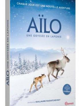 affiche du film Aïlo - une odyssée en Laponie