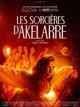affiche du film Les Sorcières d'Akelarre