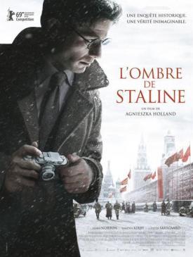 affiche du film L'Ombre de Staline