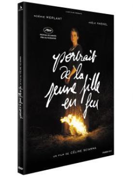 affiche du film Portrait de la fille en feu