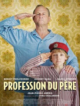 affiche du film Profession du père