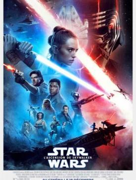 affiche du film Star Wars L'Ascension de Skywalker