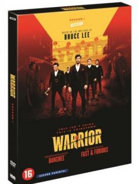 affiche du film Warrior saison 1